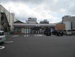 セブン‐イレブン岩見沢1条店。