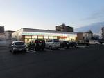セブン‐イレブン札幌東札幌1条4丁目店。