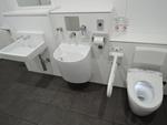 クリスタ長堀 メトロ広場付近多機能トイレ