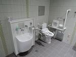東武東上線 新河岸駅(TJ-20)西口 公衆トイレ(川越市管理)