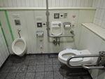 倉敷駅北口 公衆トイレ*