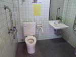陣原駅南口公衆トイレ*