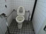 稲荷橋 公衆トイレ