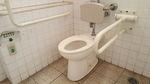 岡山総合グラウンド(ジップアリーナ)前 公衆トイレ
