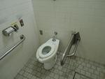 比治山公園 広島市現代美術館付近公衆トイレ