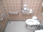 黒石駅前多目的広場 公衆トイレ