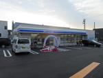 ローソン札幌月寒東一条2丁目店。