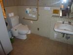 オシンコシンの滝公衆トイレ