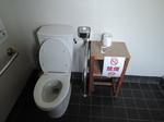 塩見縄手公衆トイレ