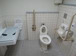 JR五日市駅 南口公衆トイレ
