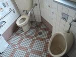 境港駅前公衆トイレ