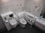 幕張メッセ 屋外トイレ(幕張メッセ管理)