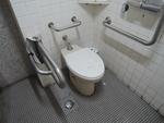 倉敷駅南口 公衆トイレ