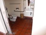 ブセナ海中公園 ビーチ側トイレ