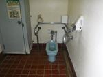 海洋博公園 熱帯ドリームセンター側公衆トイレ