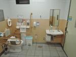 山陽自動車道 福山サービスエリア(上り線) 多機能トイレ