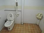 大原美術館前 公衆トイレ