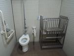 水辺のインテックス エコタントイレ(石山公園)