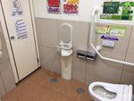 ウエルシア 我孫子若松店 多目的トイレ - 写真:2