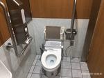 JR常磐線快速・千代田線(乗換)北千住駅男子トイレ内 多目的トイレ*