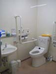 恵那市福祉センター (1階トイレ)