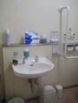 恵那市福祉センター (1階トイレ) - 写真:2