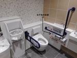 世田谷区立下北沢駅南口公衆トイレ - 写真:2