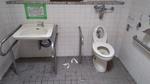 比治山下駅前公衆トイレ