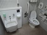 小春橋西詰交差点付近公衆トイレ(呉市)
