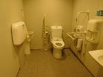 名古屋大学 豊田講堂 女性用トイレ