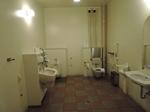 岡山駅 西口公衆トイレ