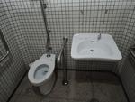 高坂駅 公衆トイレ*