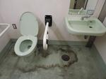 ときわ台駅北口 公衆トイレ*