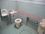 富沢公園公衆トイレ(仙台市管理)*