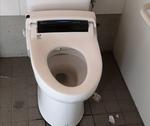 霊台橋 公衆トイレ
