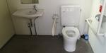苦竹年禰神社 公衆トイレ