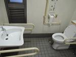 鶴ヶ島駅 西口公衆トイレ
