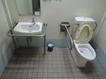 糖田橋 公衆トイレ