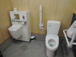 フレンドシップハイツよしみ 屋外トイレ
