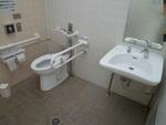 あるかぽーと地区緑地(東港)公衆トイレ