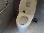 長池公園 さくらトイレ