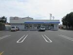 ローソン釧路浦見店。