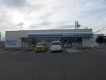 ローソン函館日吉店。