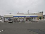 ローソン旭川神楽5条店。