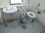 籠原駅  南口公衆トイレ