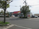ツルハドラッグ釧路桜ケ丘店。