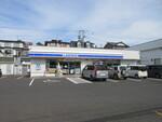 ローソン釧路桜ケ丘1丁目店。
