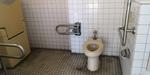 熊本県民総合運動公園 メイン駐車場付近トイレ
