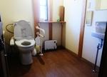 深大寺陶芸教室内誰でもトイレ