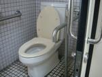 JR基山駅前・公衆トイレ